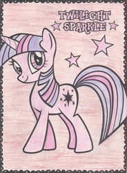 Twilight Sparkle Colored By Me - 1