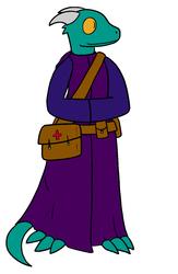 Dekz, Kobold Cleric