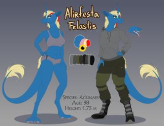 Alirfesta Felastis reference