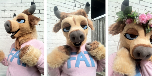 Cute Moo Partial