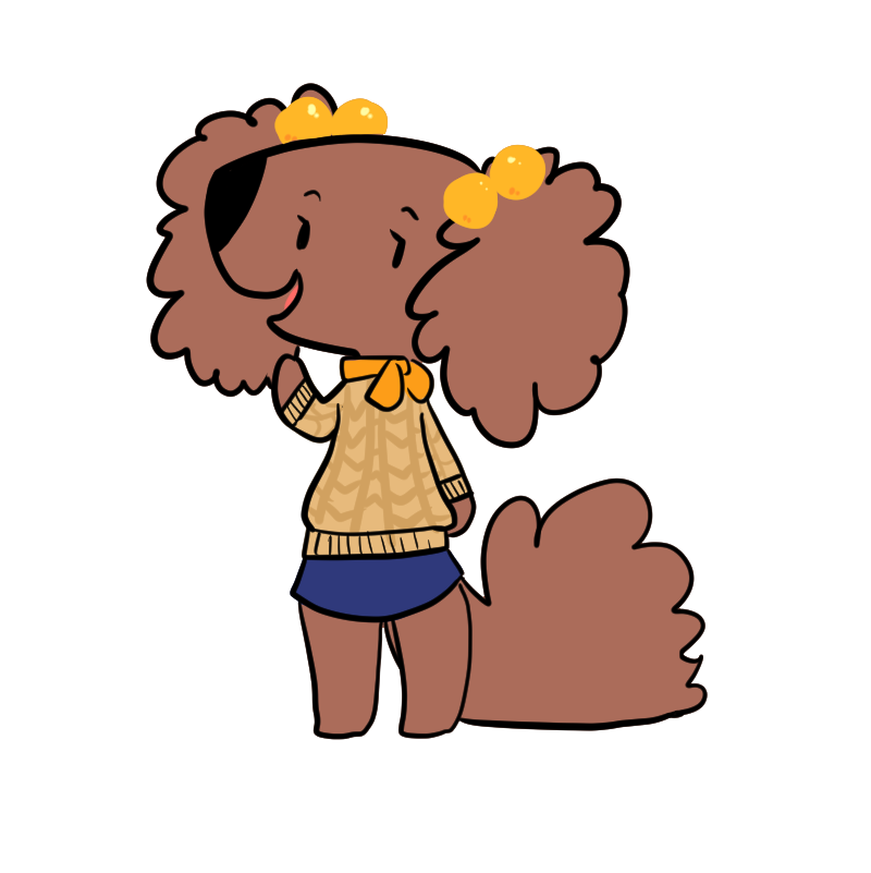 Most recent image: Brown Dog