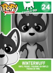 PoP! furry 24, WinterWuff