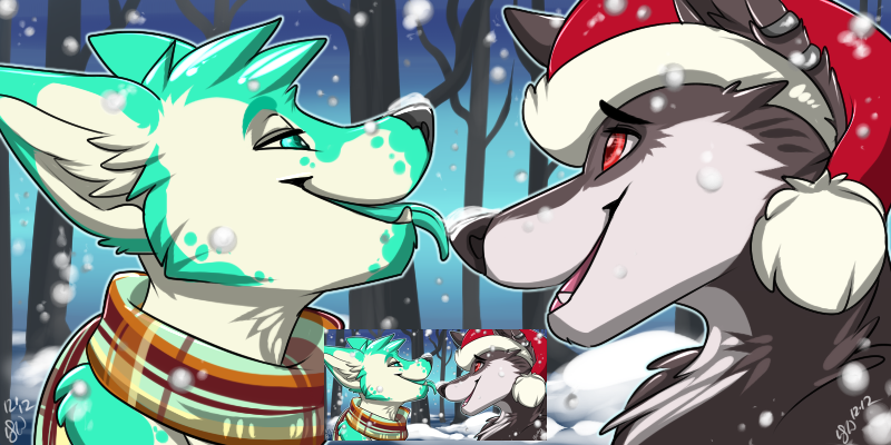 Let It Snow [callumfox and beaufont]