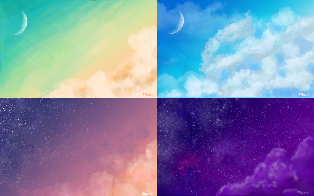 Backgrounds for business cards — Weasyl
