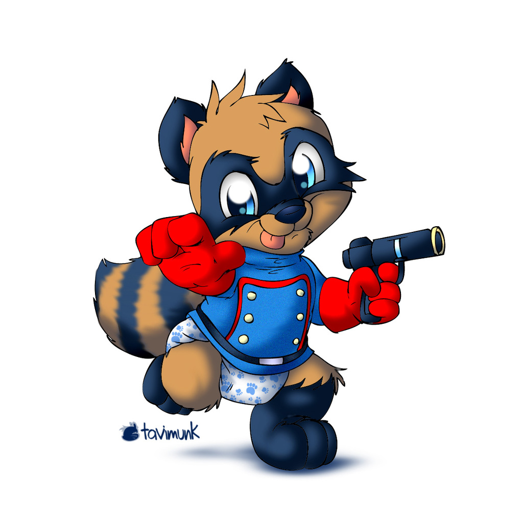 Tavi Gift - Rocket Raccoon