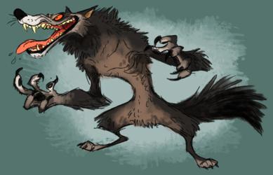 Wolfmonster