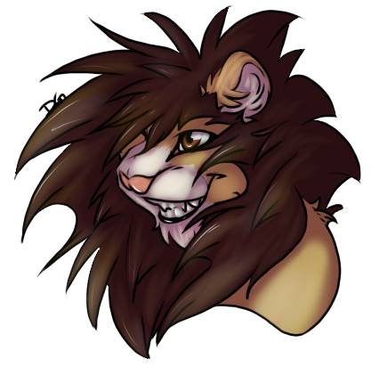 Most recent image: You sure you haven't done lions before?