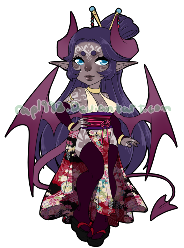 Velums Custom Outfit Commission