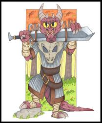 Kobold Fighter
