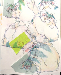 sketch page comm 5