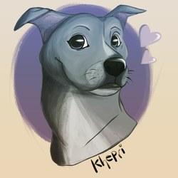Pet Portrait for a Friend