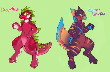 [OPEN] lizard adopts - PRICES LOWERED