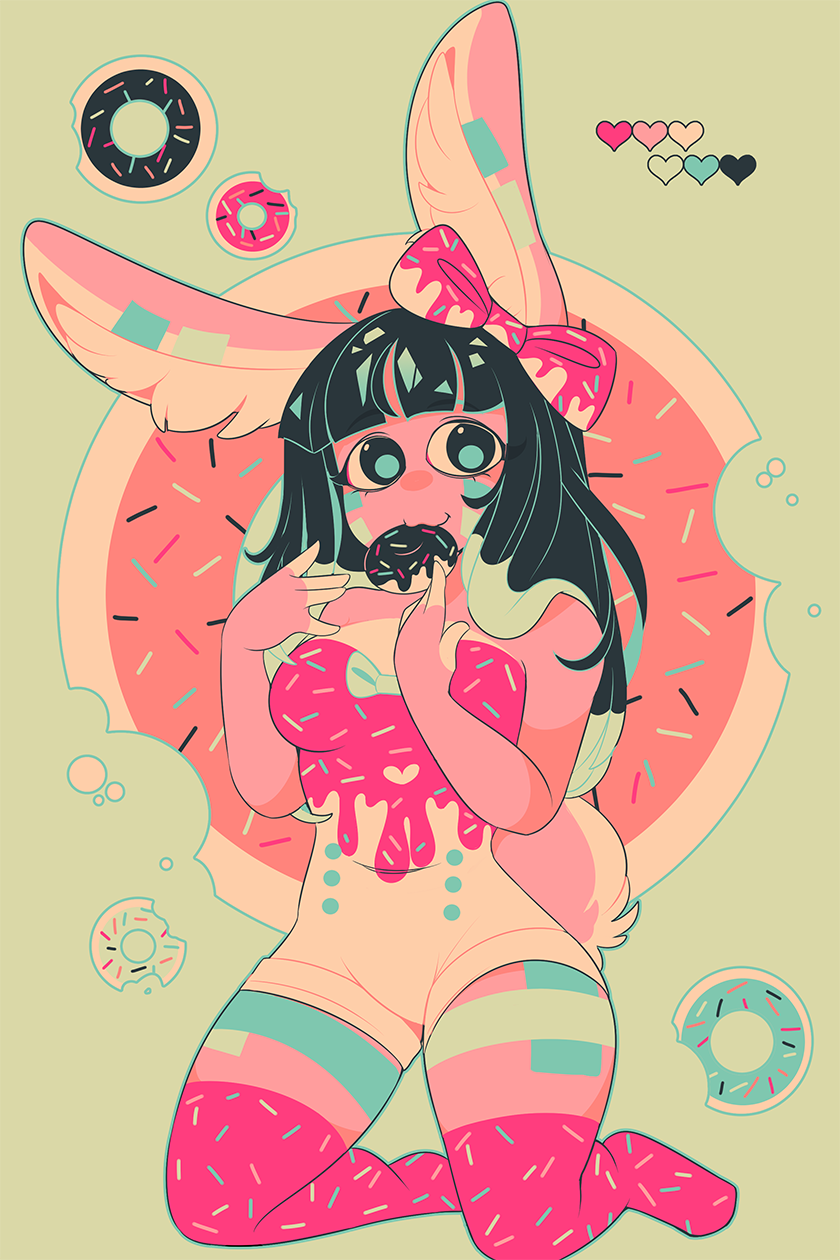 Sugar Bunny Palette