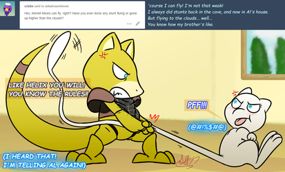 Ask Abra and Mew question #148