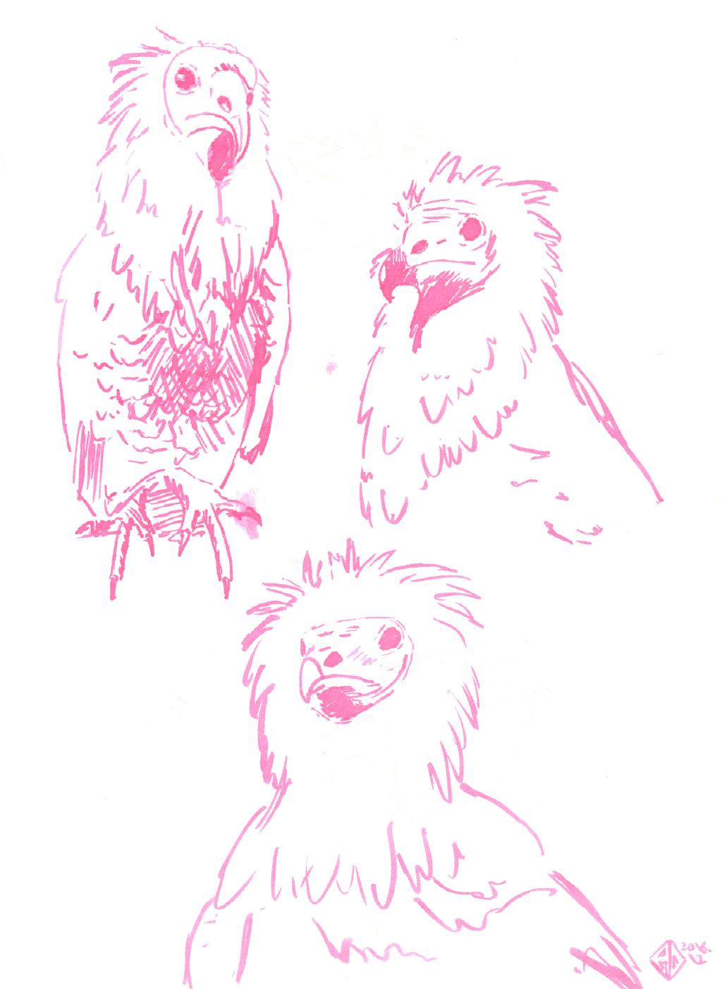Ritzy Vultures