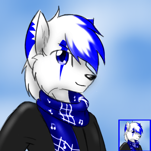 Kazuki winter icon