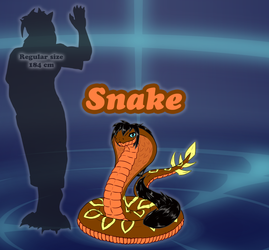 Forms of Danny - Snake