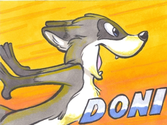 Con Badge by ToonFX
