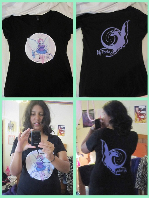 Featured image: My Custom Taala T-shirt!