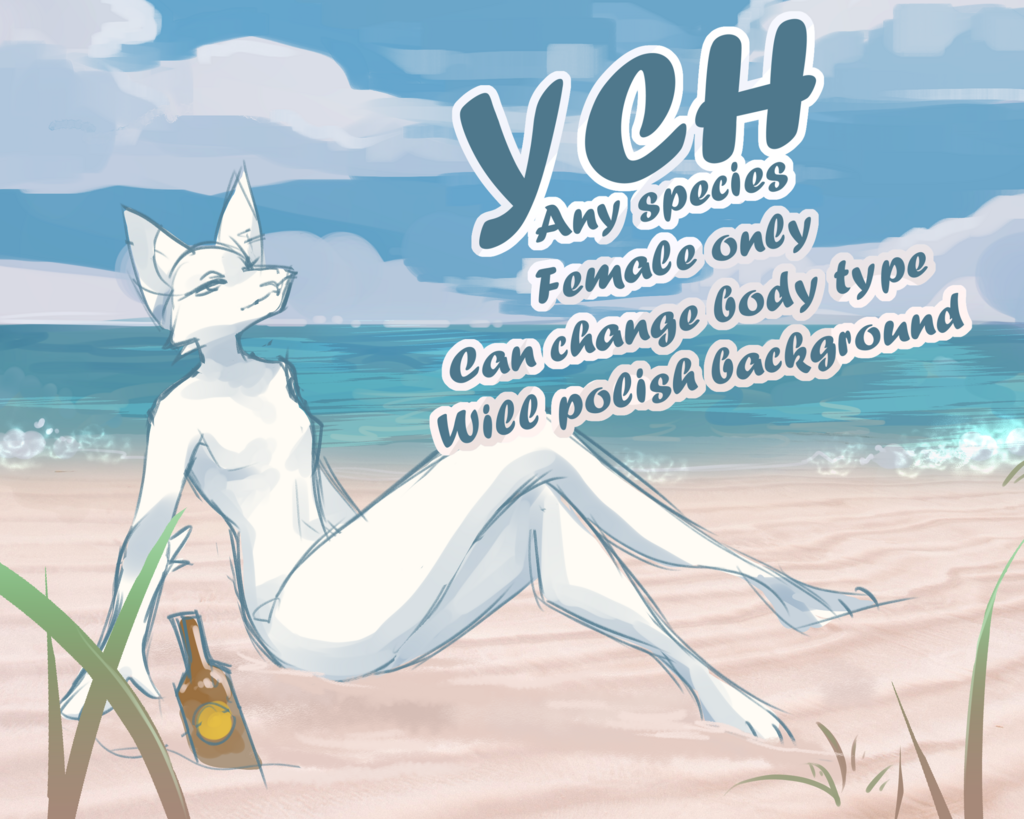 YCH auction! (Open~)