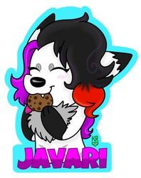 Cookie Nom Javari