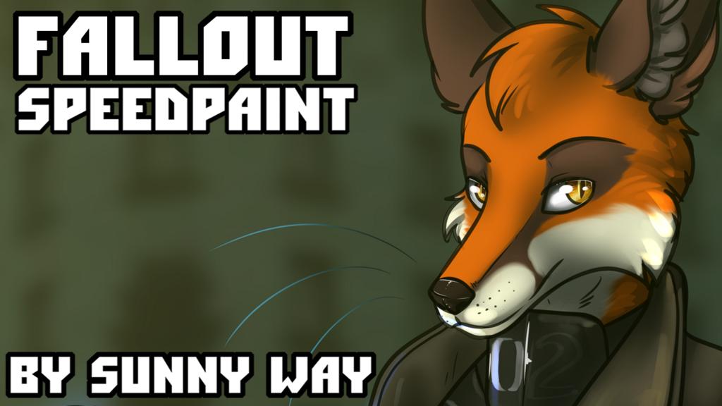 Fallout - Speedpaint