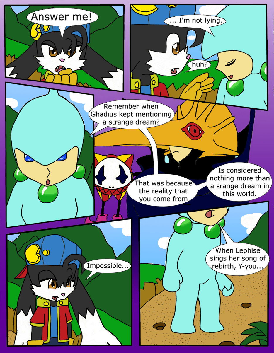 Door to Phantomile Ending page 6
