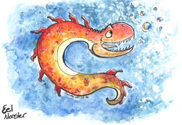 Eel Monster