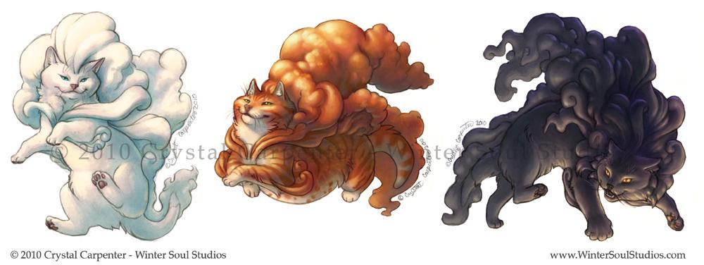 Cumulous Cats
