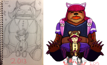 Reverse Annie : Then and Now