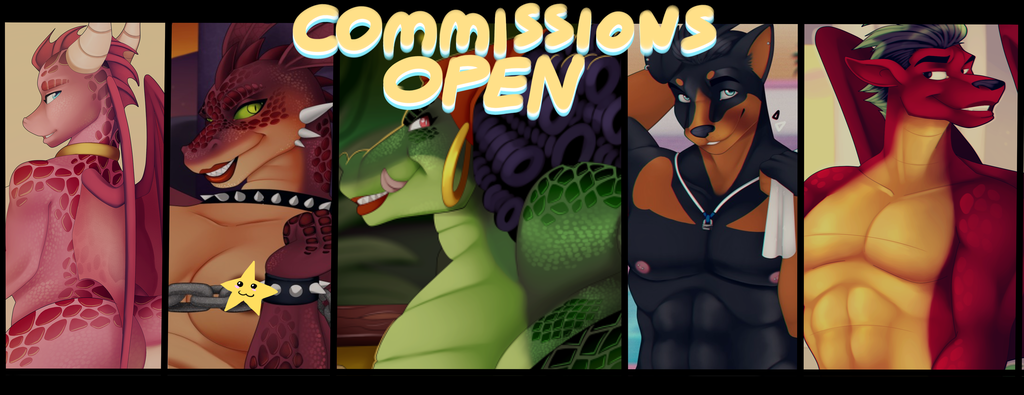Most recent image: Limited Commission Slots [Open]