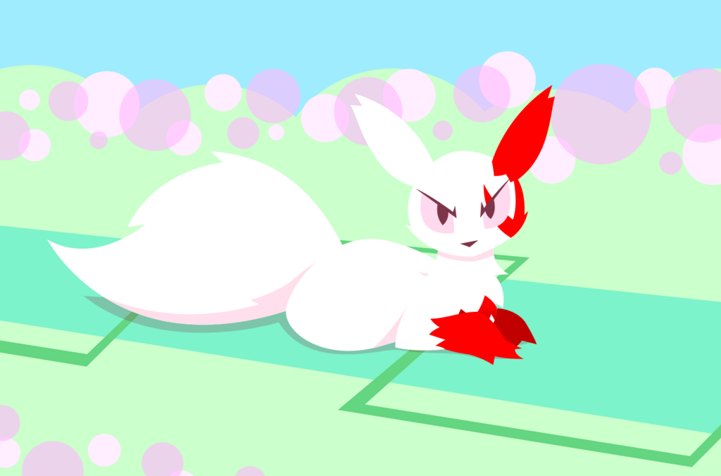 Most recent image: Zangoose Day Quickie (Spring Variant)