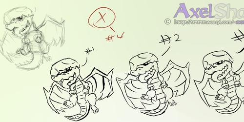 Three times the Charm - #1 Dragon hatchling