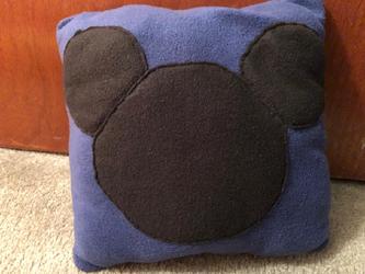 Disney Mickey Mouse Throw Pillow Gift