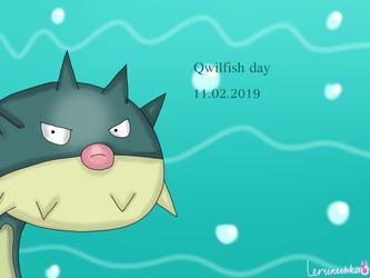 Qwilfish day
