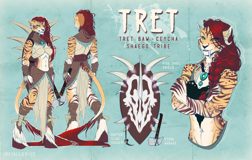 Tret Reference [By Inkfall]