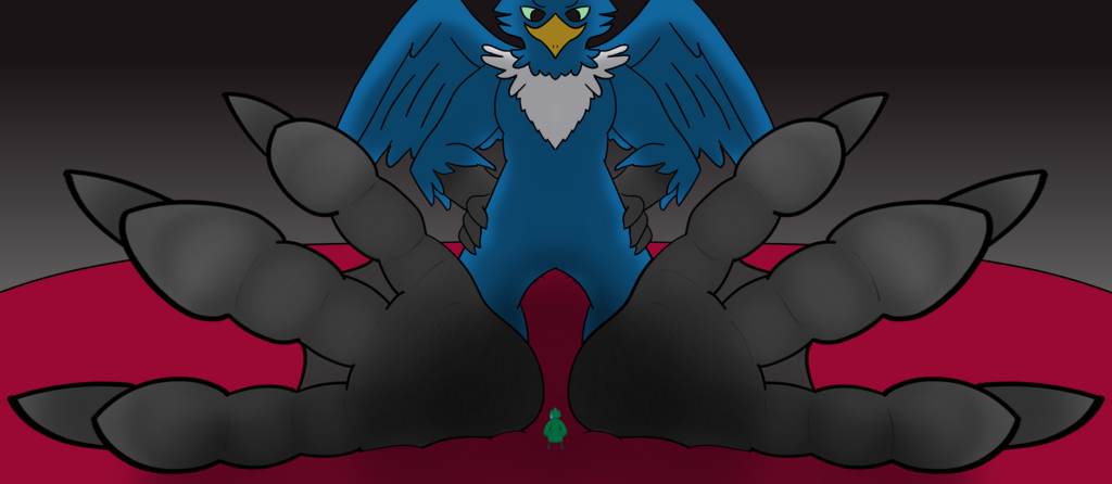 Cramorant's Towering Talons [MACRO MARCH 2021]