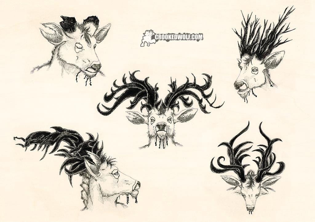 The Many Horns of Oskari