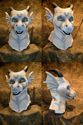 Dellar the Dragon Head