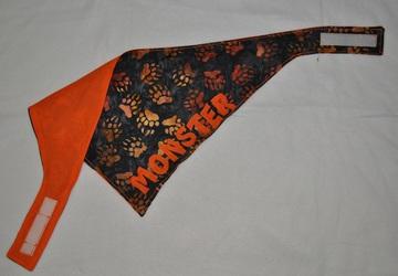 Custom Fursuit Bandana Commission