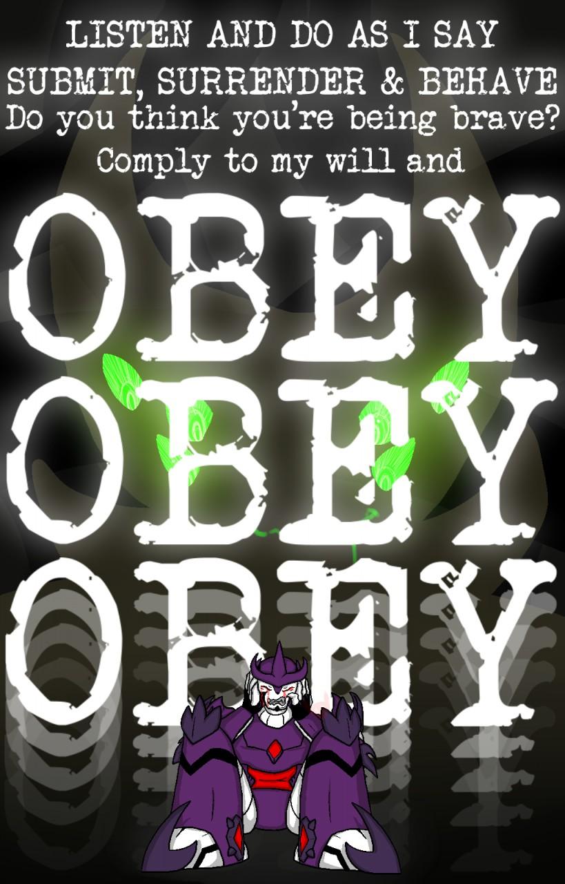 TFA: OBEY