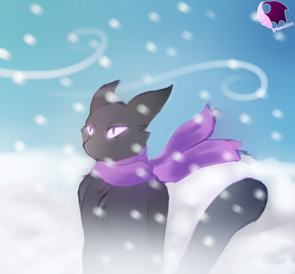 Most recent image: Smudge in the Snow