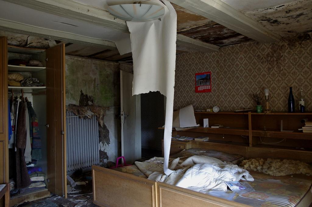 An abandoned farmhouse 8