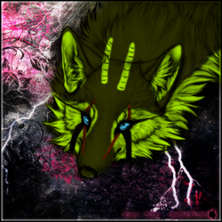 Lizzie Cherry Blossom Storm Icon (Not My Art!)