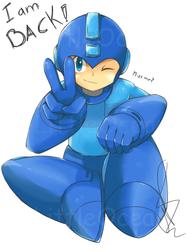 I am BAAAACK