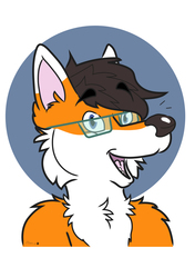 1 DFE & FWH pick up badge are done! 🦊