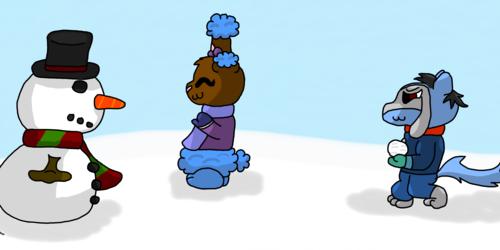 [Day 7] Fun In The Snow