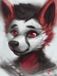 [Gift] Painted Bust