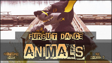 Personal - Sarge Dances to 'Animals'