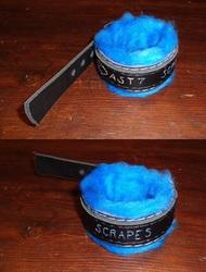 EAST 7 - Leather Bracelet (3/7) for Scrapes